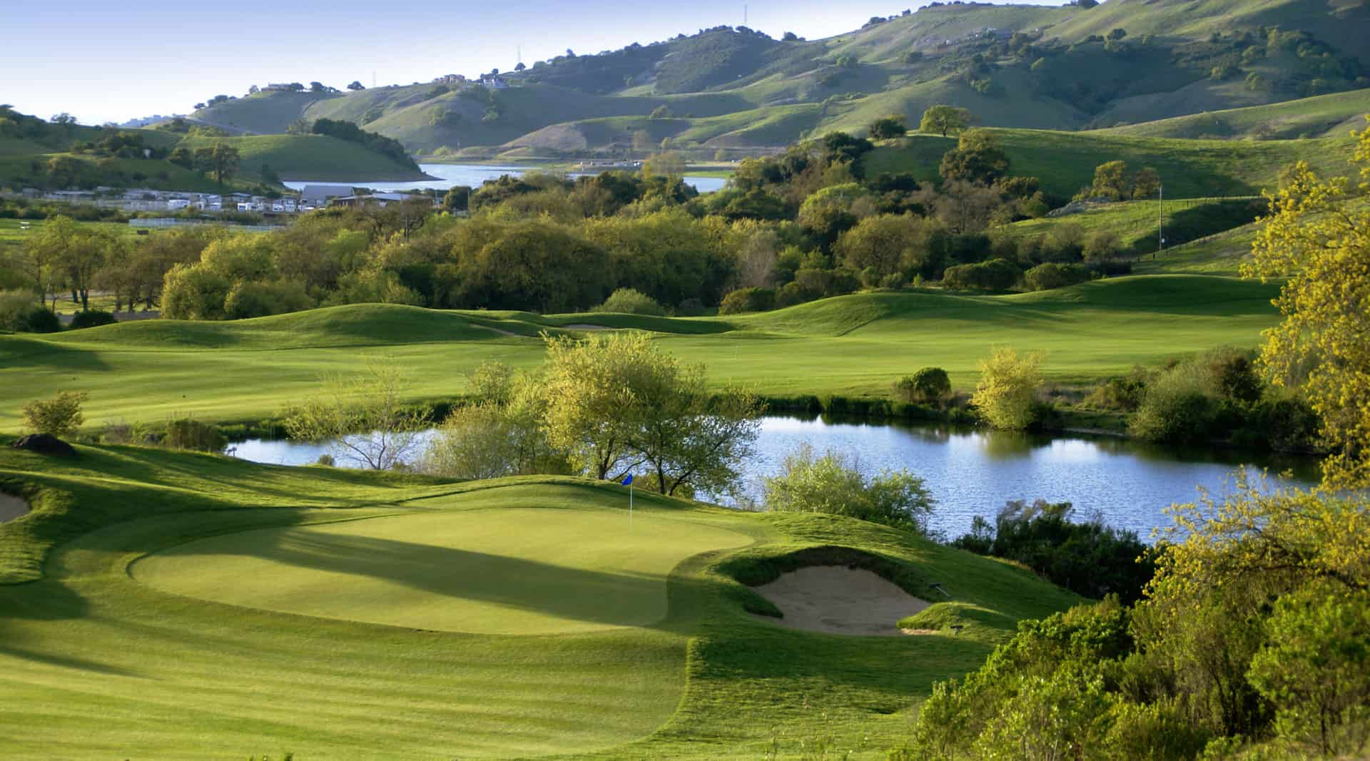 The Best Golf in the Silicon Valley <br><br>